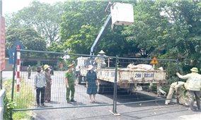 Hà Nội: Thiết lập thêm 30 chốt cứng, người dân