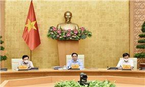 Thủ tướng chủ trì cuộc họp trực tuyến toàn quốc tới hơn 9.000 xã phường, xốc lại việc chống dịch ở các