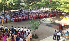 Bình Thuận tuyển 353 học sinh vào lớp 10 Trường PTDT Nội trú tỉnh năm học 2021 - 2022