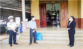 Bà Rịa - Vũng Tàu: Đoàn ĐBQH tỉnh thăm, tặng quà 12 hộ đồng bào dân tộc thiểu số tiêu biểu