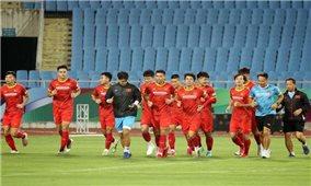 HLV Park Hang-seo chốt danh sách 23 cầu thủ Việt Nam trận gặp Australia