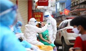 Sáng 8/9: Việt Nam có hơn 311.700 ca mắc COVID-19 đã khỏi bệnh