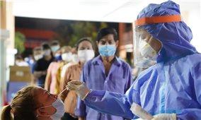 Ngày 8/9: Việt Nam có thêm 12.680 ca mắc COVID-19 và 13.937 ca khỏi bệnh