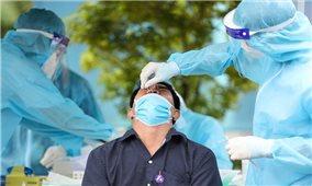 Bộ Y tế đề nghị TP.HCM, Hà Nội và 21 tỉnh thành thần tốc xét nghiệm COVID-19