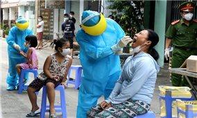 Ngày 9/9: Việt Nam ghi nhận 12.420 ca mắc COVID-19 và 12.523 ca khỏi bệnh