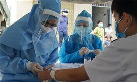 Sáng 9/9: Việt Nam có 325.647 ca mắc ca mắc COVID-19 đã khỏi bệnh