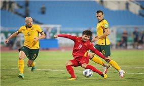 FIFA khen đội tuyển Việt Nam chiến đấu quả cảm