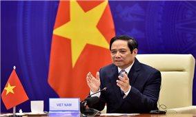 Toàn văn bài phát biểu của Thủ tướng Phạm Minh Chính tại Hội nghị Thượng đỉnh hợp tác Tiểu vùng Mekong mở rộng lần thứ 7