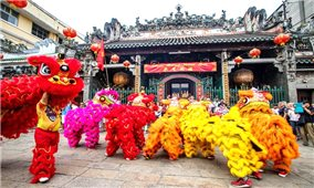 Kiến trúc Hội quán người Hoa ở Chợ Lớn