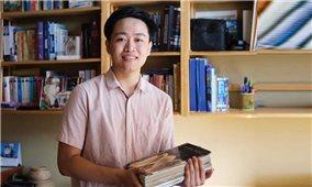 Nam sinh đầu tiên của Việt Nam vào top 50 học sinh toàn cầu