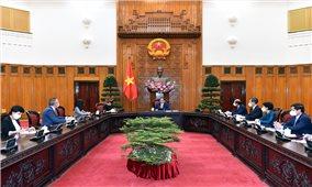 Việt Nam - Hà Lan tăng cường hợp tác phát triển bền vững, thích ứng biến đổi khí hậu