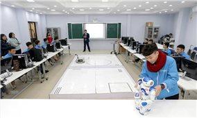Thành lập các trung tâm đào tạo và thực hành nghề chất lượng cao: Bước đột phá cho giáo dục nghề nghiệp