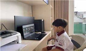 TP. Hồ Chí Minh: Không để học sinh mất cơ hội học tập do Covid-19