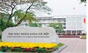 Trường Đại học Bách khoa Hà Nội công bố điểm trúng tuyển