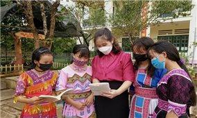 Bát Xát (Lào Cai): Nâng cao hiệu quả công tác tuyên truyền để giảm thiểu tảo hôn