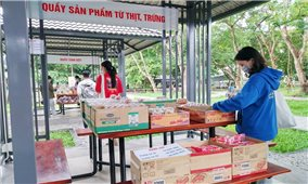 TP. Cần Thơ: Sinh viên DTTS nhận được sự quan tâm chí tình trong những ngày đại dịch