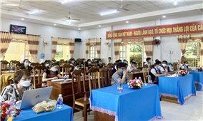 Quảng Nam: Tập huấn tuyên truyền, phổ biến giáo dục pháp luật vùng đồng bào dân tộc thiểu số