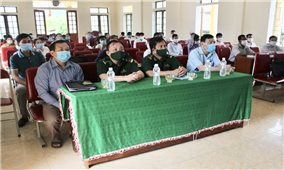 Ban Dân tộc Nghệ An: Tuyên truyền, phổ biến giáo dục pháp luật tại khu tái định cư huyện Thanh Chương