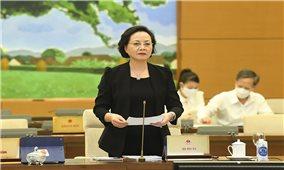 UBTVQH thông qua Nghị quyết thành lập thành phố Từ Sơn, Bắc Ninh