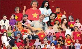 Nghệ thuật nhân lên sức mạnh tinh thần Việt Nam trong thời đại dịch