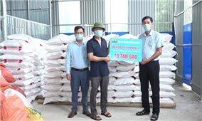 Các huyện miền núi Thanh Hóa: Khẩn trương hỗ trợ người dân ảnh hưởng bởi đại dịch Covid-19