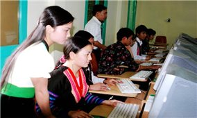 Bình Phước: Hỗ trợ sinh viên đồng bào dân tộc thiểu số