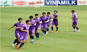 Công bố giờ thi đấu của đội tuyển Việt Nam gặp Trung Quốc và Oman
