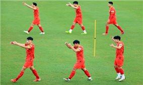 Vòng loại World Cup 2022: Chốt danh sách 27 cầu thủ đội tuyển Việt Nam chuẩn bị cho trận gặp đội tuyển Trung Quốc và Oman