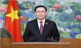 Toàn văn bài phát biểu của Chủ tịch Quốc hội Vương Đình Huệ tại Phiên khai mạc Hội nghị các Chủ tịch Quốc hội thế giới lần thứ 5