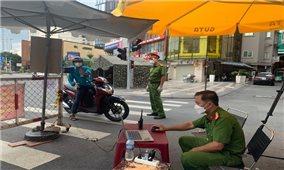 TP. Hồ Chí Minh lắp đặt 100 camera đọc mã QR tại các chốt kiểm soát