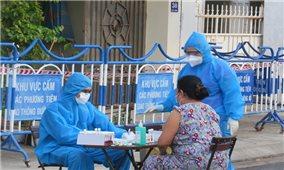 Khánh Hòa: Dự thảo quy trình 7 bước về sàng lọc, xét nghiệm, phân loại, cách ly người bệnh COVID-19