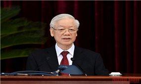 Toàn văn bài phát biểu khai mạc Hội nghị lần thứ tư Ban Chấp hành Trung ương Đảng khóa XIII