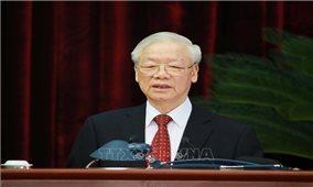 Toàn văn phát biểu bế mạc Hội nghị Trung ương 4 của Tổng Bí thư Nguyễn Phú Trọng