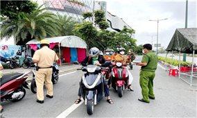 Hướng dẫn đăng ký hỗ trợ di chuyển đi từ TP Hồ Chí Minh đến các tỉnh, thành phố khác