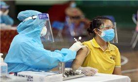 """Bộ Y tế phát động Chiến dịch truyền thông """"Tiêm vaccine - Vững niềm tin"""""""