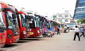 Từ ngày 13/10/2021: Tổ chức thí điểm mở lại vận tải khách đường bộ liên tỉnh