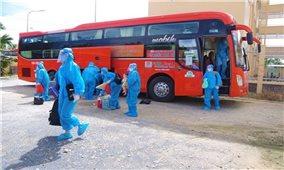 Quảng Ngãi: Chuẩn bị đón gần 1.200 công dân trở về từ vùng dịch