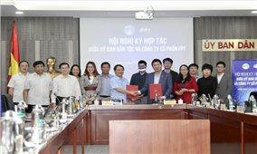 Ủy ban Dân tộc và Tập đoàn FPT ký kết thỏa thuận hợp tác chiến lược giai đoạn 2021-2026