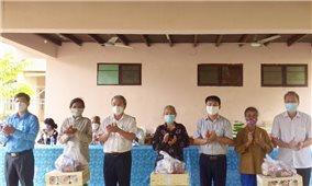 Đồng Nai: Thăm, tặng quà 4.000 hộ đồng bào DTTS gặp khó khăn do ảnh hưởng dịch Covid-19