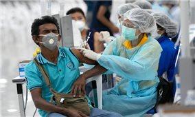 Hơn 6.800 người tử vong vì COVID-19 trong 24 giờ qua
