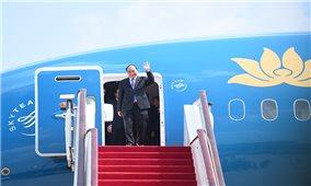 Thủ tướng sang Philippines dự Hội nghị Cấp cao ASEAN lần thứ 31
