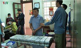Công an Lào Cai triệt phá đường dây ma tuý cực lớn