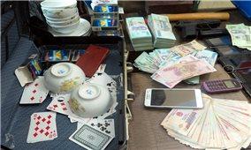 Cho vay tiền đánh bạc bị xử đồng phạm
