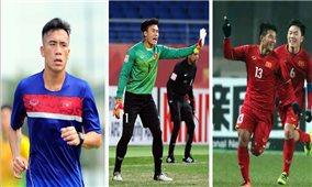 Ba chàng trai Mường trong đội hình những người hùng bóng đá Việt Nam