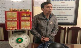 Thanh Hóa: Một ngày bắt 2 vụ vận chuyển pháo