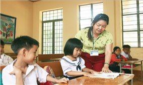 Cô giáo dân tộc Nùng 21 năm gắn bó với vùng sâu