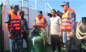 Tăng cường đấu tranh chống buôn lậu trên biển