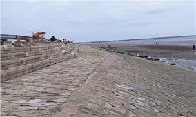 Triển khai các giải pháp phòng chống sạt lở bờ biển