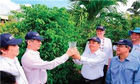 Các nhà khoa học quốc tế và giống muỗi lành tính ở Việt Nam