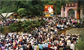 Chốt phương án tổ chức Giỗ Tổ Hùng Vương-Lễ hội Đền Hùng 2018